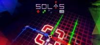 SOLAS 128: Startschuss für die rhythmischen Licht-Puzzles auf PC und Switch