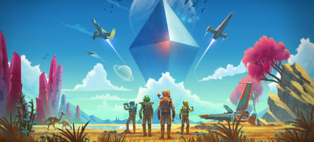 No Man's Sky (Survival & Crafting) von Hello Games / 505 Games