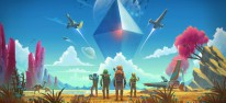 No Man's Sky: Fans bedanken sich mit einem Werbeplakat für die Unterstützung des Spiels bei Hello Games