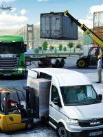 Alle Infos zu Truck & Logistics Simulator (PC,Switch)