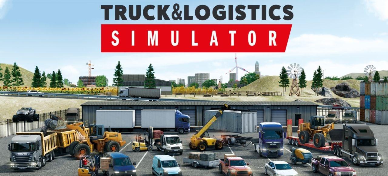 Truck & Logistics Simulator (Simulation) von Aerosoft