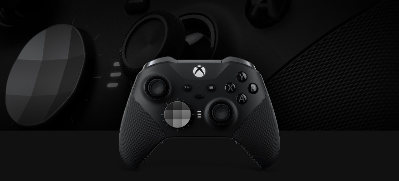 Xbox One Elite Controller Series 2 (Hardware) von