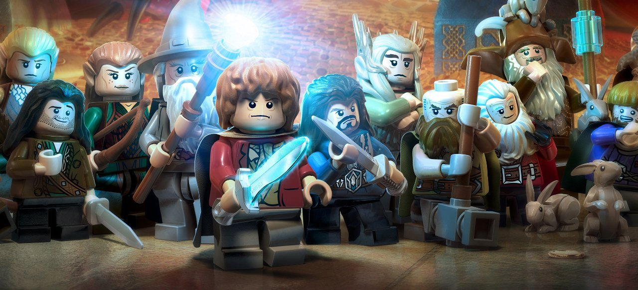 Lego Der Hobbit (Action-Adventure) von WB Games