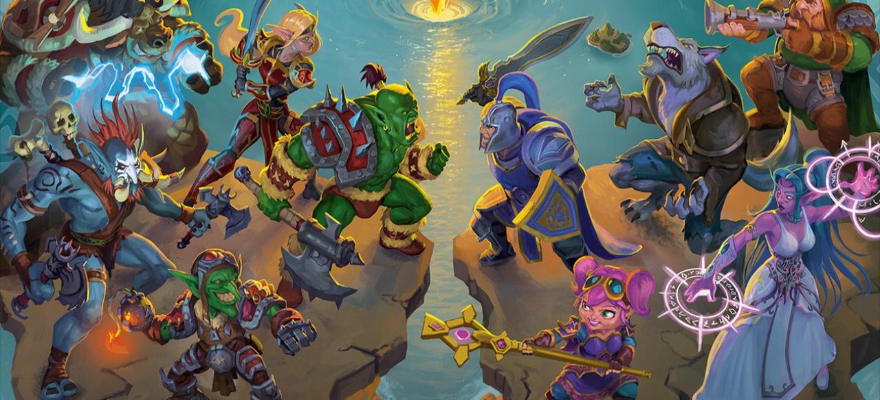 Small World of WarCraft: Brettspiel angekündigt