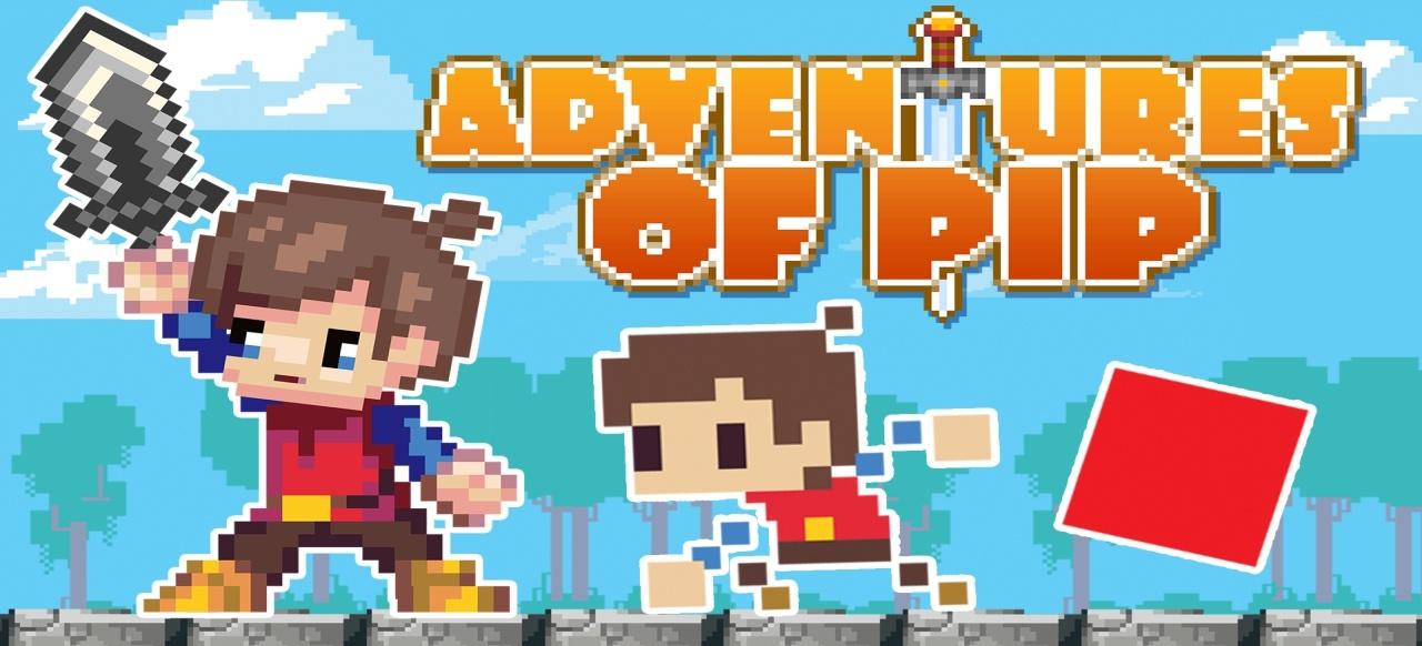 Adventures of Pip (Plattformer) von Tic Toc Games
