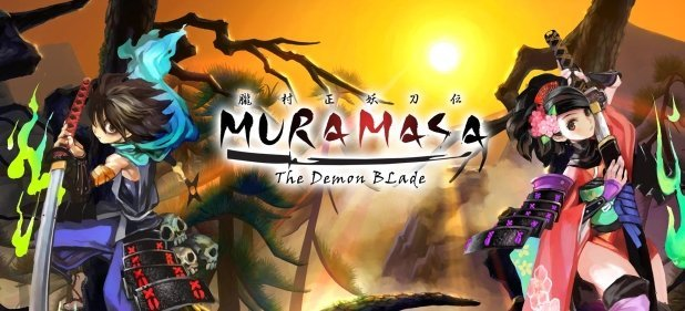 Muramasa: The Demon Blade (Action-Adventure) von Koch Media / Rising Star