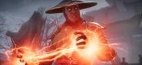 Mortal Kombat 11: Video: Kitana nimmt D'Vorah förmlich auseinander