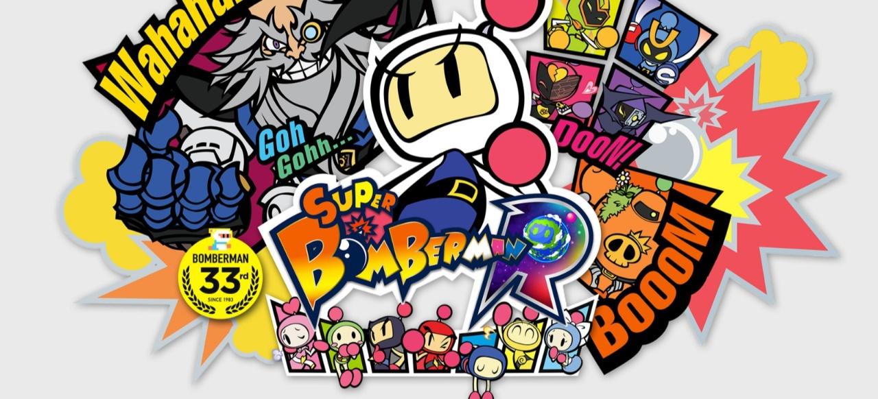 Super Bomberman R (Arcade-Action) von Konami