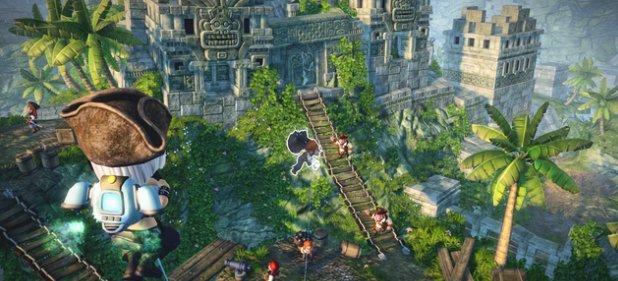 GameGlobe (Action-Adventure) von Square Enix