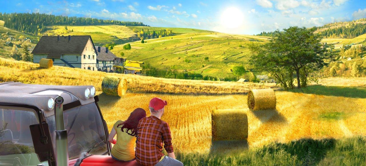 Farmer's Dynasty (Simulation) von Toplitz Productions / Bigben / Nacon