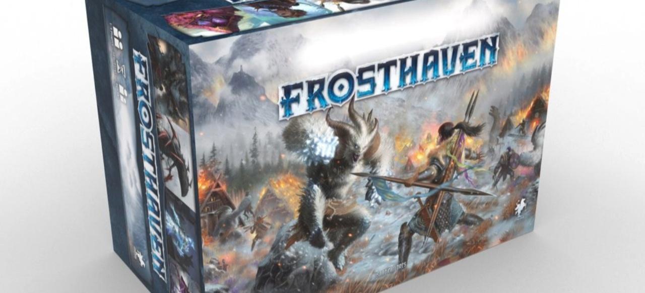 Frosthaven (Brettspiel) von Cephalofair Games / Feuerland