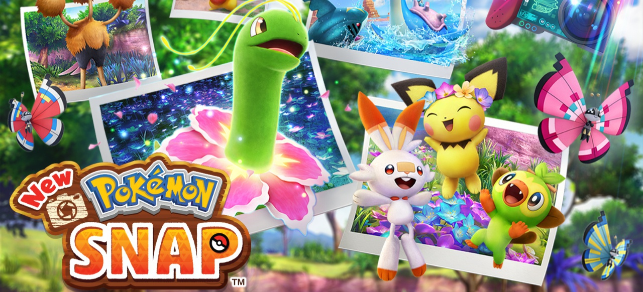 New Pokémon Snap (Simulation) von Nintendo