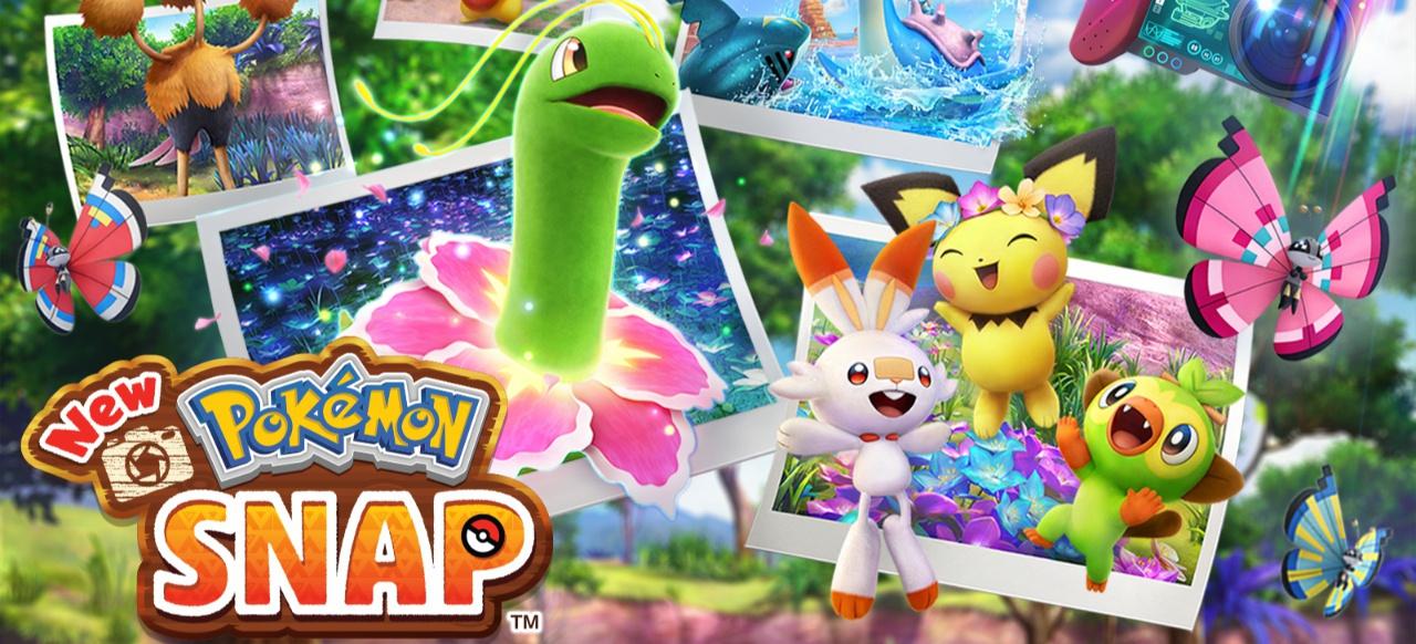 New Pokémon Snap (Arcade-Action) von Nintendo