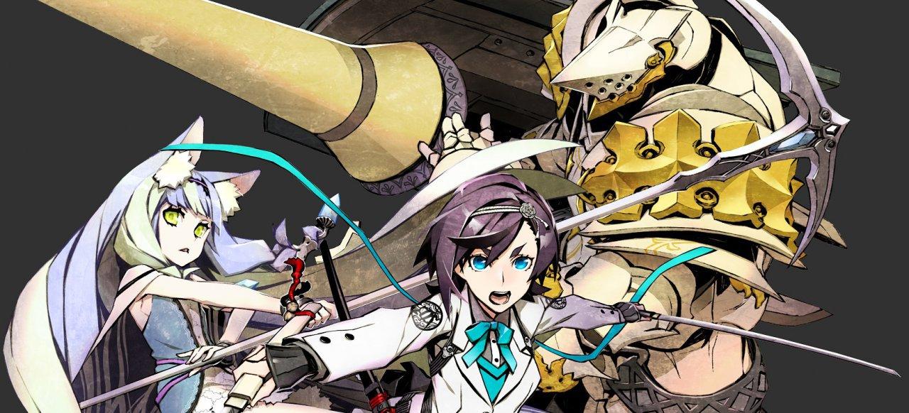 7th Dragon 3 - Code: VFD (Rollenspiel) von Deep Silver
