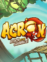 Alle Infos zu Acron: Attack of the Squirrels! (VirtualReality,OculusRift,OculusQuest,iPhone,HTCVive,Android)