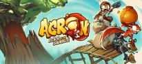 Acron: Attack of the Squirrels!: Asynchrones Mehrspieler-Gekabbel für VR und Smartphones veröffentlicht