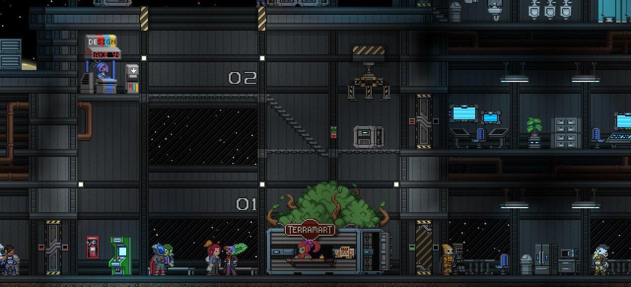Starbound (Action-Adventure) von Chucklefish