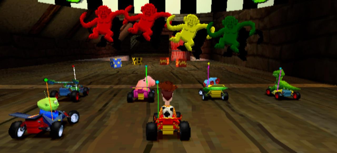 Toy Story Racer (Rennspiel) von Activision