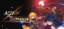 Action Taimanin: Die Sci-Fi-Ninjas sind kampfbereit