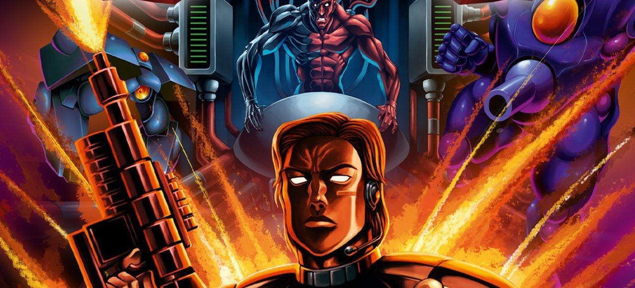 Ultracore (Plattformer) von ININ Games / Strictly Limited Games