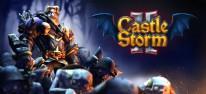 CastleStorm 2: Ballistische Echtzeit-Taktik mit Zombie-Schafen erscheint Ende Juli