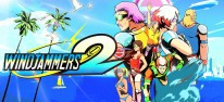 Windjammers 2: Gamescom-Trailer und Release auf PC, Switch & Stadia Anfang 2020