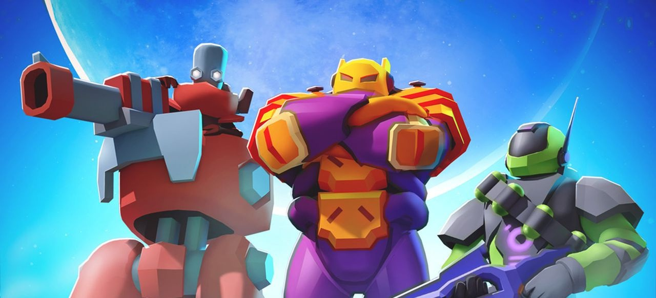 Space Pioneer (Rollenspiel) von Vivid Games / QubicGames