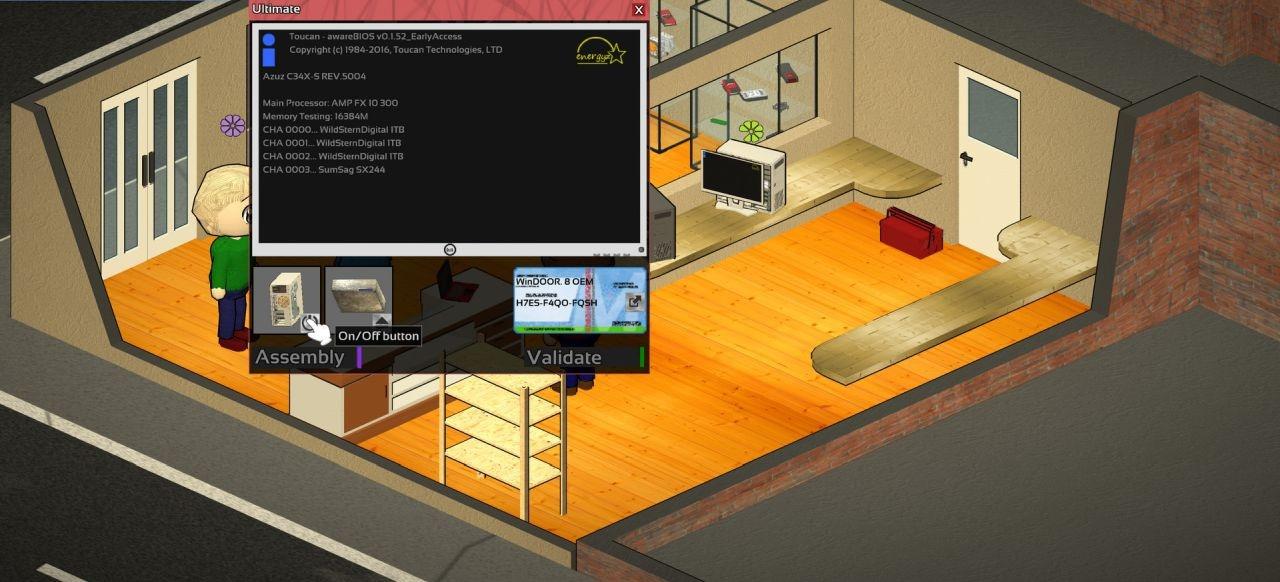 Hardware Engineers (Simulation) von Green127 Studio