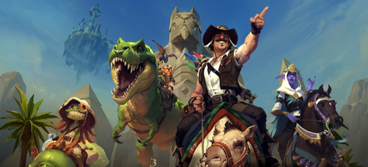 Hearthstone: Retter von Uldum (Taktik & Strategie) von Blizzard Entertainment