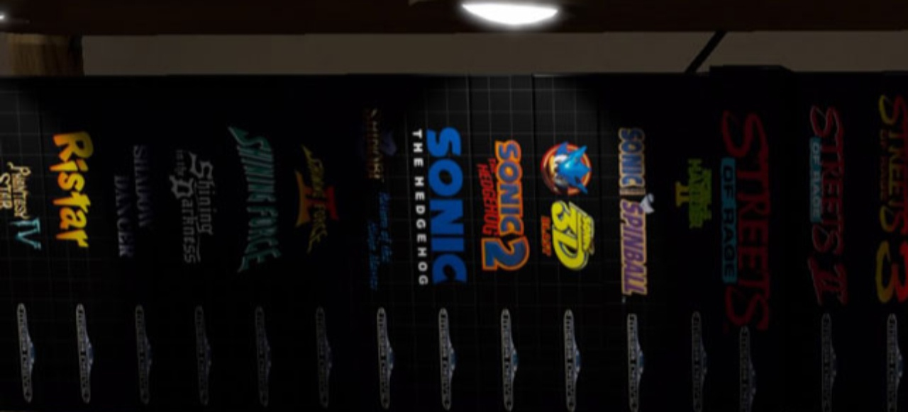 SEGA Mega Drive Classics (Arcade-Action) von SEGA