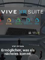 Alle Infos zu Vive XR Suite (Android,HTCVive,iPad,iPhone,OculusRift,PC,Spielkultur,ValveIndex,VirtualReality)