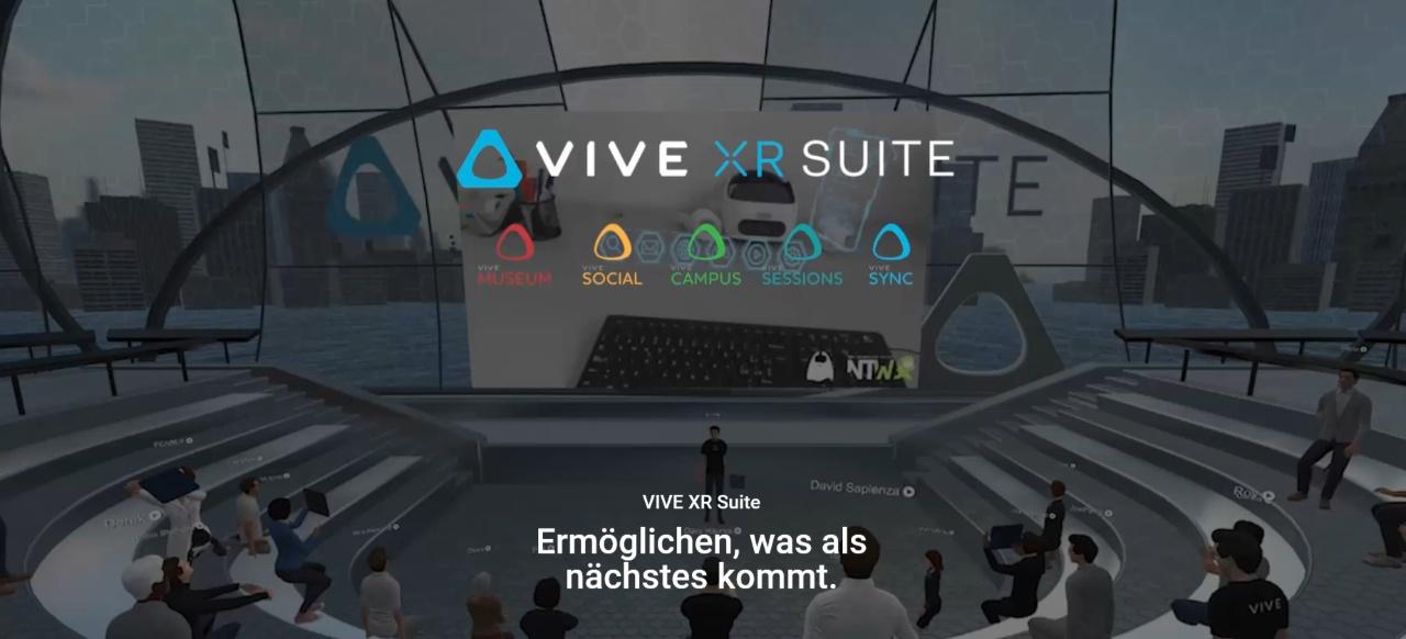 Vive XR Suite () von HTC