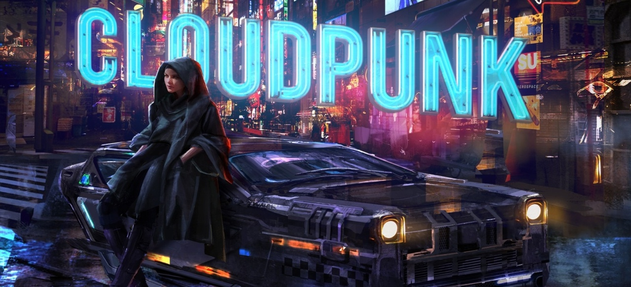 Cloudpunk (Adventure) von Ion Lands / Maple Whispering / Merge Games