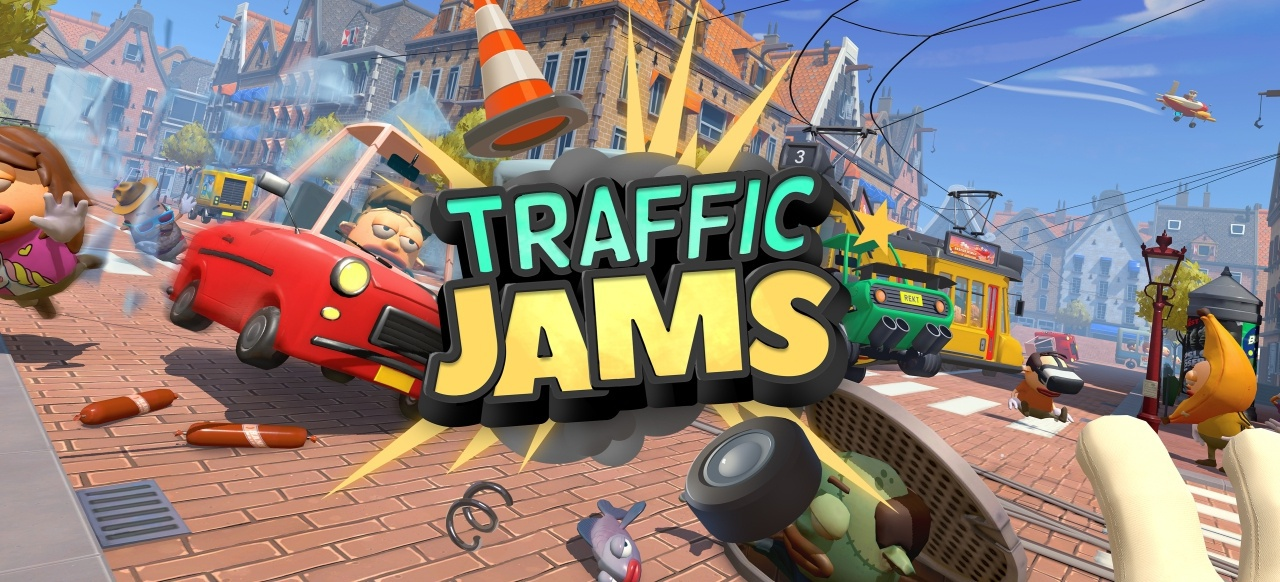 Traffic Jams (Musik & Party) von Vertigo Games