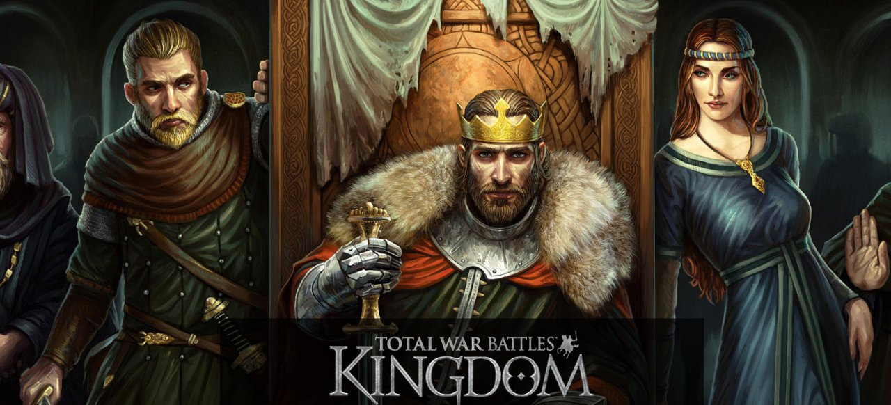 Total War Battles: Kingdom (Taktik & Strategie) von SEGA