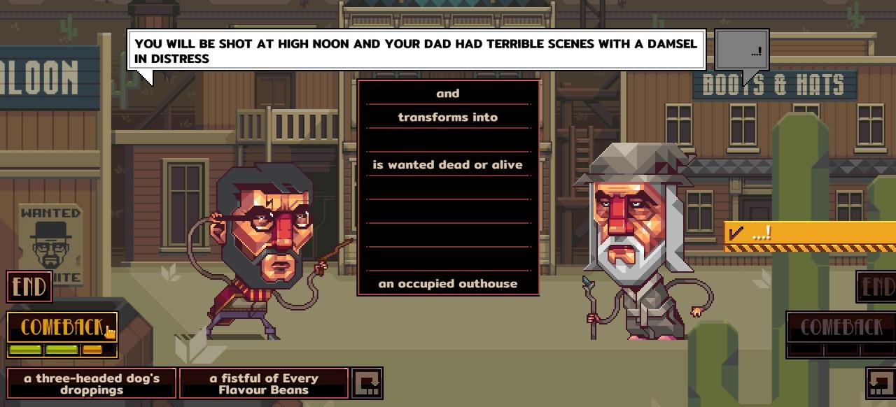 Oh...Sir! The Hollywood Roast (Simulation) von Gambitious Digital Entertainment/ Good Shepherd Entertainment