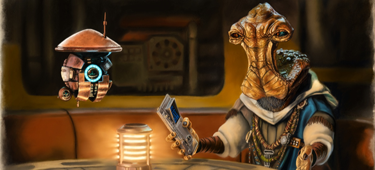 Star Wars: Tales from the Galaxy's Edge - Part 2 (Adventure) von Oculus Studios