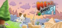 Neko Ghost, Jump!: Prologue: Kostenloser Auftakt des Puzzle-Plattformers veröffentlicht