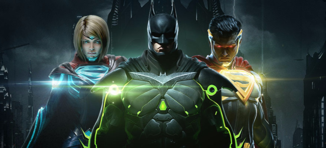 Injustice 2 (Prügeln & Kämpfen) von Warner Bros. Interactive Entertainment