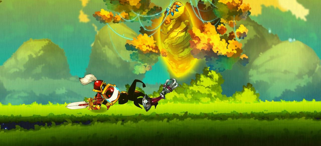 Pankapu: the Dreamkeeper (Plattformer) von Too Kind Studio
