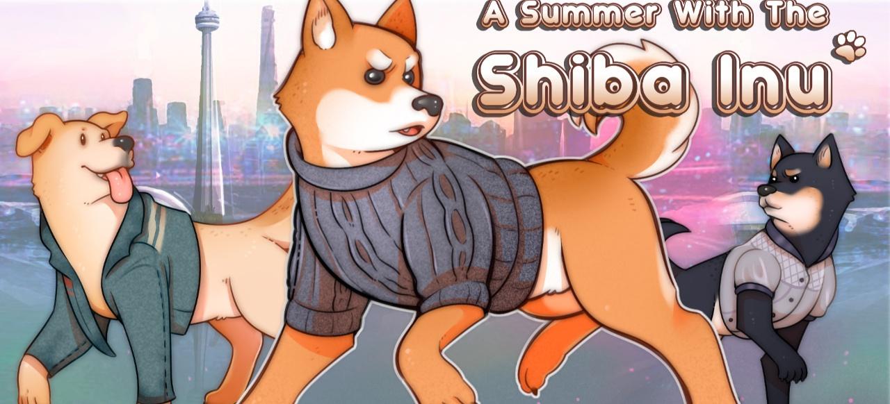 A Summer with the Shiba Inu (Adventure) von Ratalaika Games