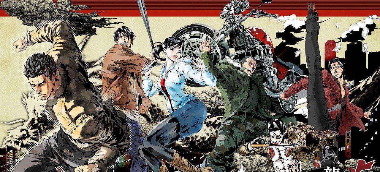 Yakuza 5 (Action-Adventure) von SEGA