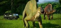 Jurassic World Evolution: Claires Zuflucht: Erweiterung und Patch 1.8 veröffentlicht