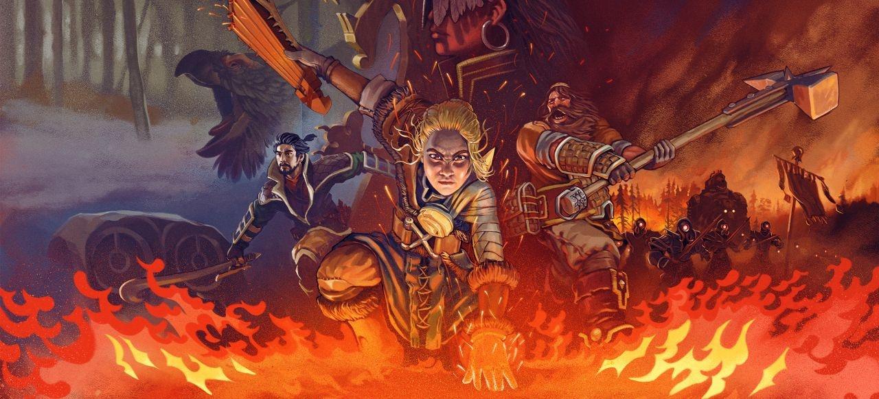 Iron Danger (Taktik & Strategie) von Daedalic Entertainment
