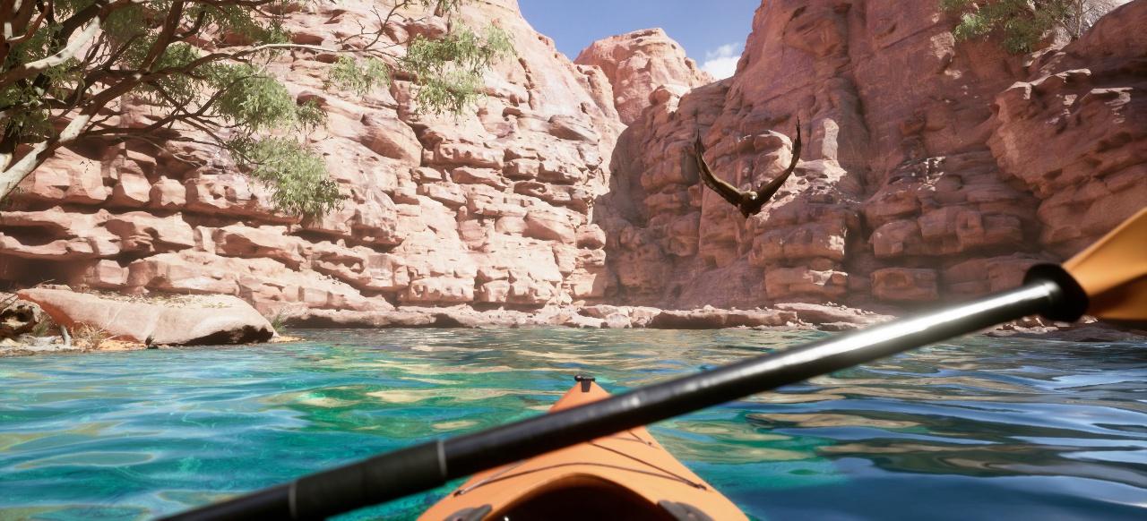 Kayak VR: Mirage (Simulation) von Better Than Life