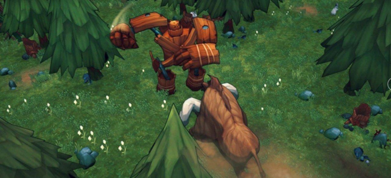Goliath (Survival & Crafting) von Viva Media