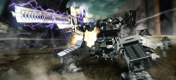 Armored Core 5 (Shooter) von Namco Bandai