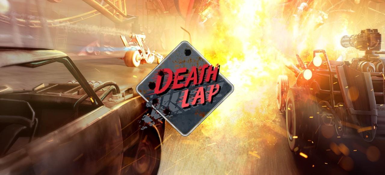 Death Lap (Rennspiel) von OZWE Games