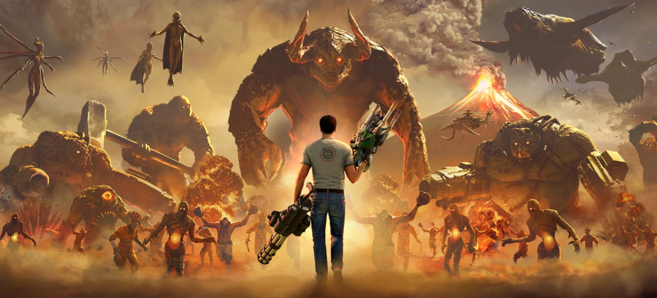 Serious Sam 4 (Shooter) von Devolver Digital