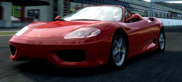 Test Drive Ferrari: Racing Legends (Rennspiel) von Bigben Interactive / Atari